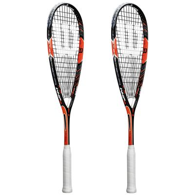 Wilson Whip 155 BLX Squash Racket Double Pack - Site