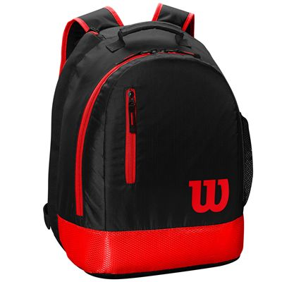 Wilson Youth Backpack - Black