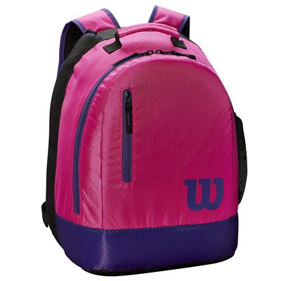 Wilson Youth Backpack - Pink