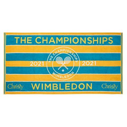 Wimbledon Championship 2021 Towel
