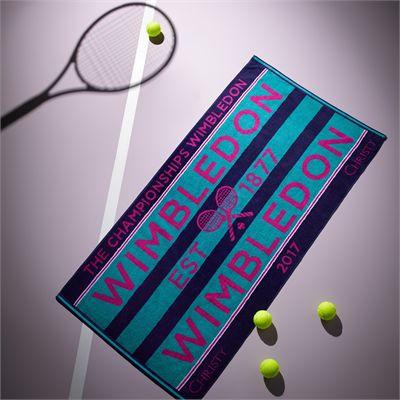 Wimbledon Ladies Championship 2017 Towel - 1