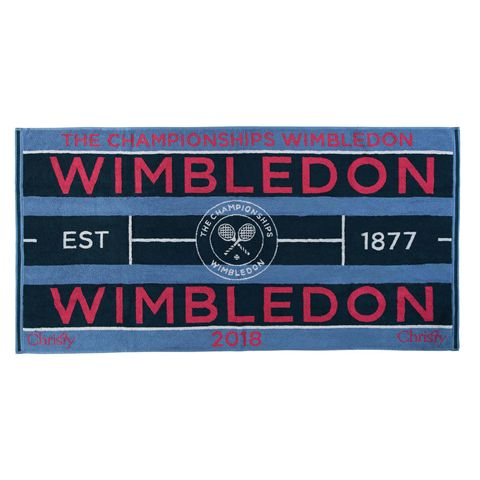 Wimbledon Ladies Championship 2018 Towel