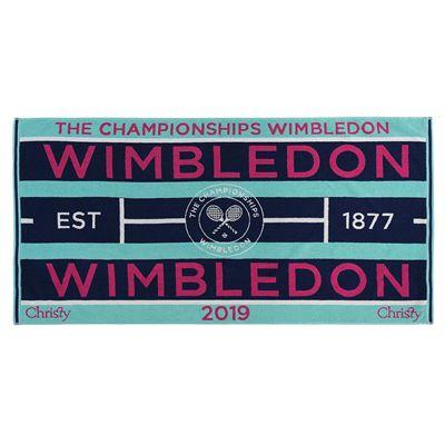 Wimbledon Ladies Championship 2019 Towel
