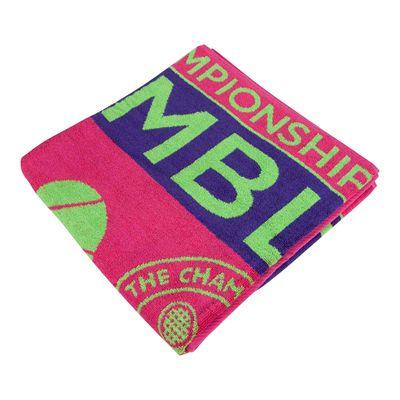 Wimbledon Ladies Championship Towel 2013 - Folded