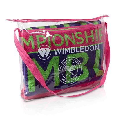 Wimbledon Ladies Championship Towel 2013 - Package