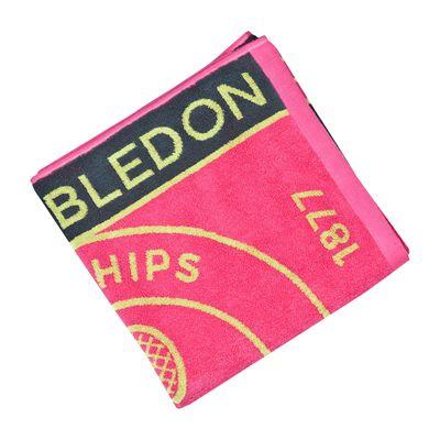Wimbledon Ladies Championship Towel 2015 - Folded Image