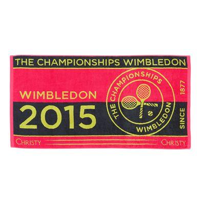 Wimbledon Ladies Championship Towel 2015