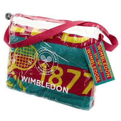 Wimbledon Ladies Championship Towel 2016 - Cover