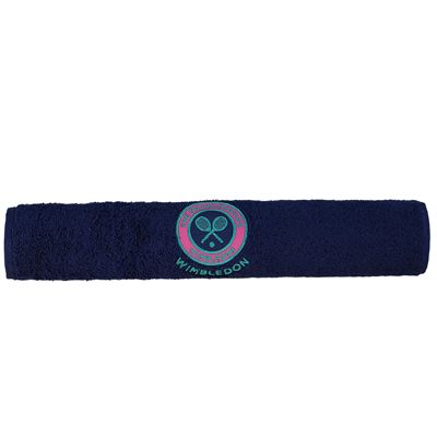 Wimbledon Ladies Guest Towel 2017 - Folded