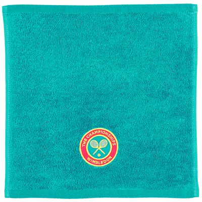 Wimbledon Ladies Guest Towel SS16-Folded