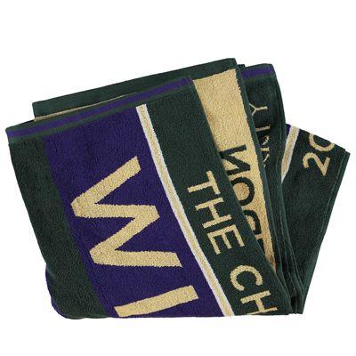 Wimbledon Mens Championship 2017 Towel - Folded