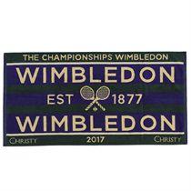 Wimbledon Mens Championship 2017 Towel
