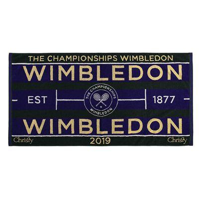 Wimbledon Mens Championship 2019 Towel