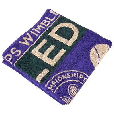 Wimbledon Mens Championship Towel 2013 - Folded