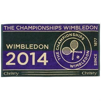 Wimbledon Mens Championship Towel 2014
