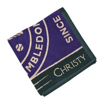 Wimbledon Mens Championship Towel 2015 - Folded