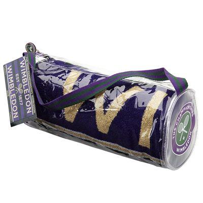 Wimbledon Mens Championship Towel - Cover