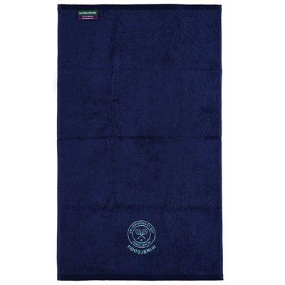Wimbledon Mens Guest Towel-Back