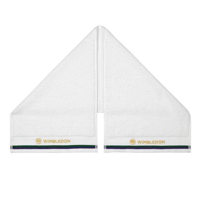 Wimbledon Sports Towel - Folded - 2