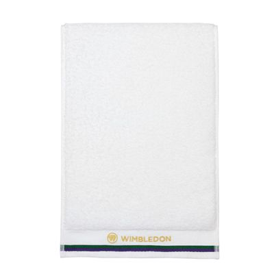 Wimbledon Sports Towel - Folded - 3
