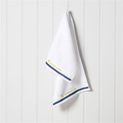 Wimbledon Sports Towel - Folded - Main