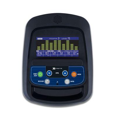Xterra Free Style 3.5 Elliptical Cross Trainer - console