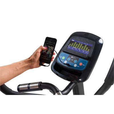 Xterra Free Style 3.5 Elliptical Cross Trainer - lifestyle console 2