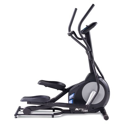 Xterra Free Style 3.5 Elliptical Cross Trainer - side shot