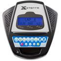 Xterra Free Style 4.0e Elliptical Cross Trainer Console View