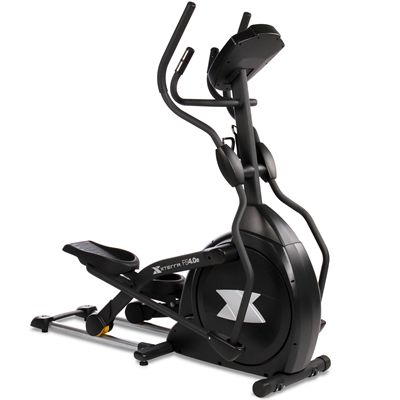 Xterra Free Style 4.0e Elliptical Cross Trainer Front View
