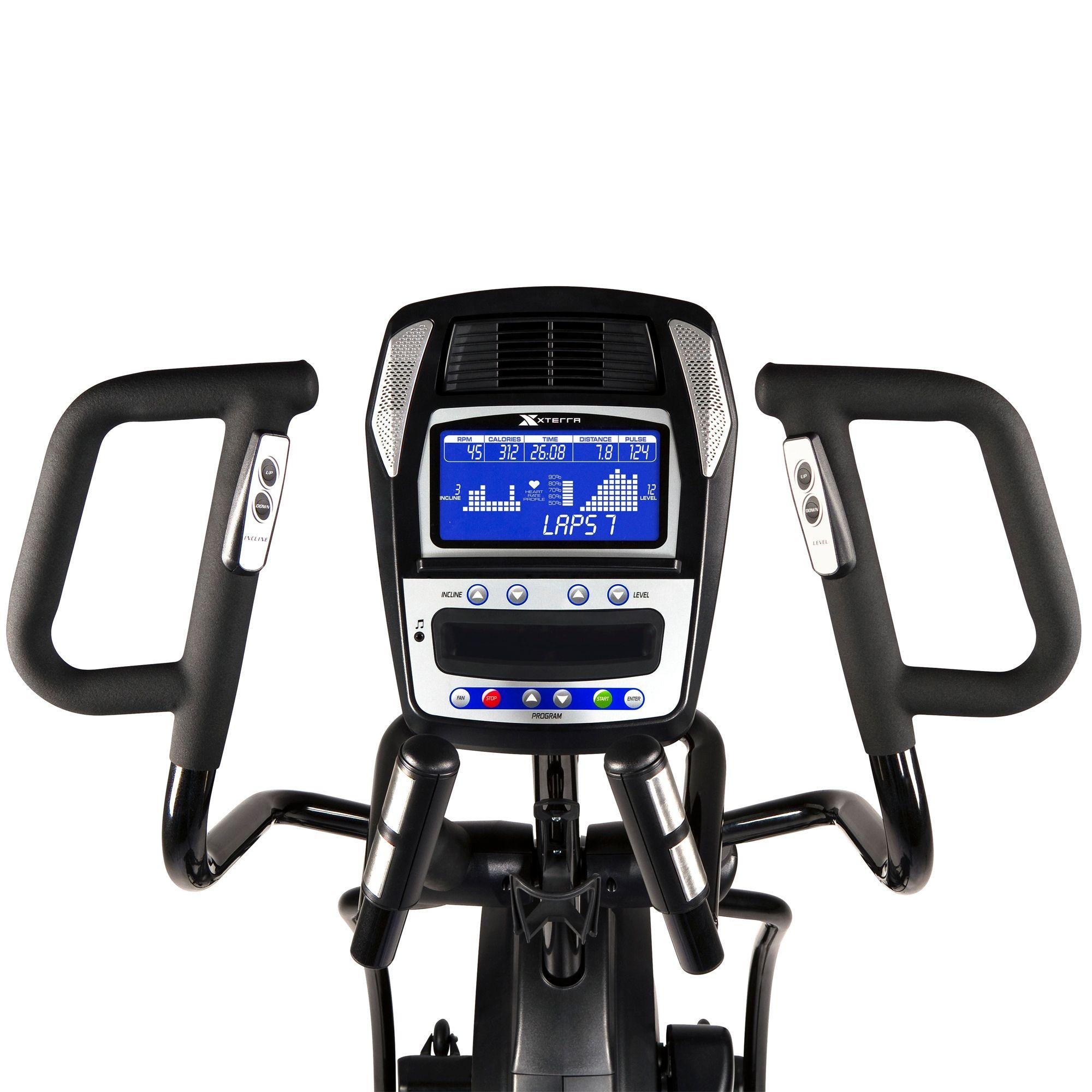 Xterra Free Style 5.8e Elliptical Cross Trainer 2015