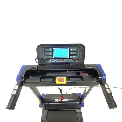 Xterra Trail Racer 1.0 Treadmill Console Image