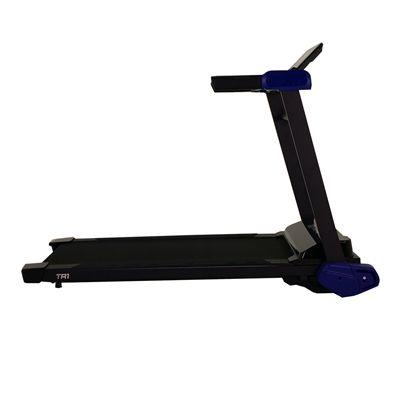 Xterra Trail Racer 1.0 Treadmill Folded - Side