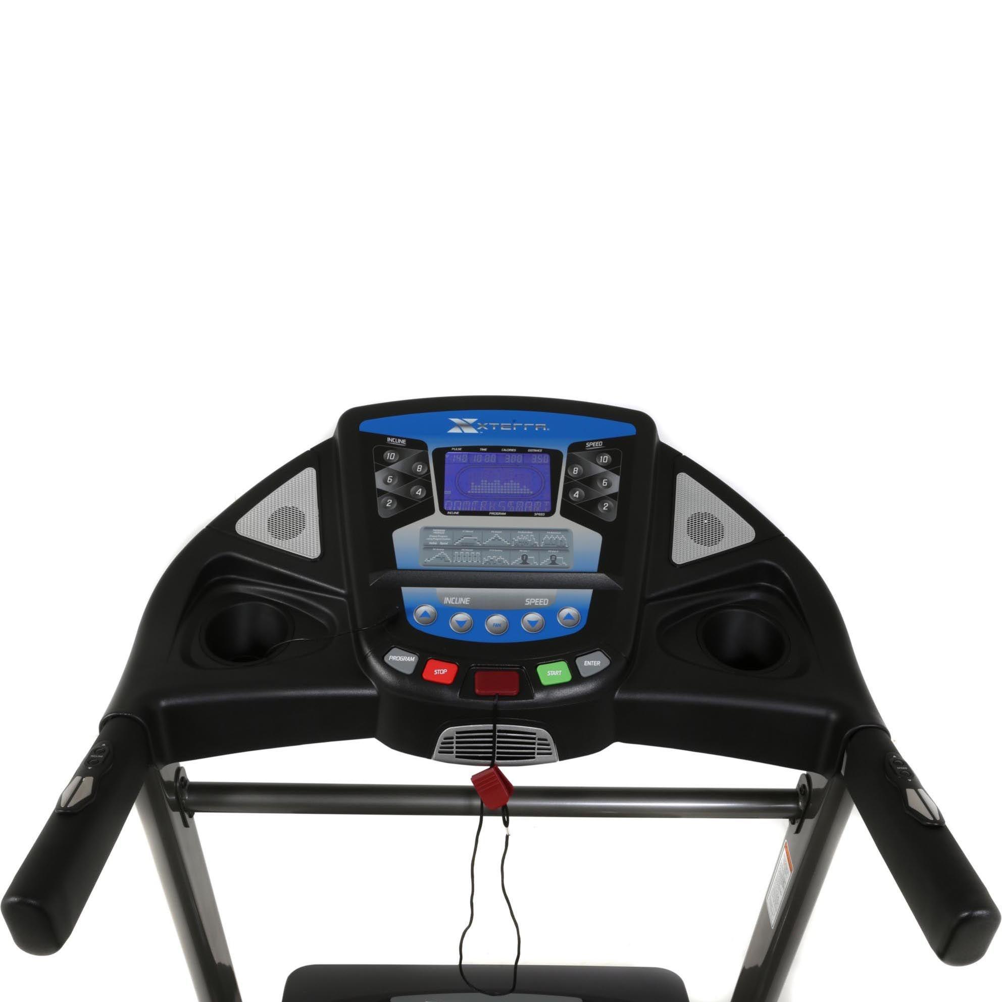 xterra trail racer 3 0 treadmill
