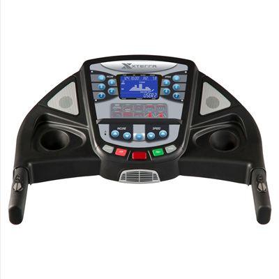 Xterra Trail Racer 3.0 Treadmill - Console