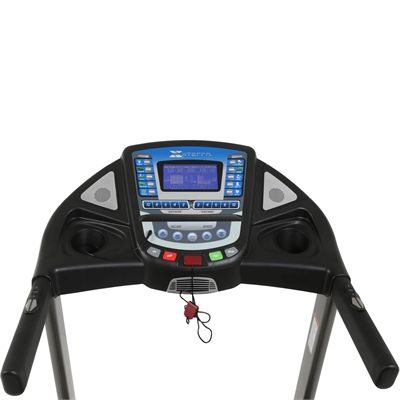 Xterra Trail Racer 6.6 Treadmill 2017 - Console