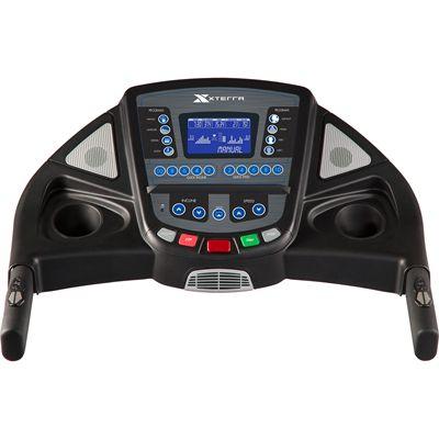 Xterra Trail Racer 600 Treadmill Console View