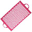 Yoga Mad Acupressure Bed of Nails - Pink