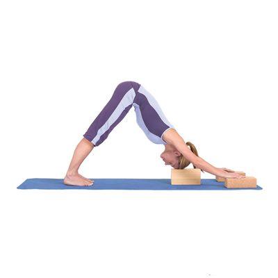 Yoga Mad Cork Brick - Exercise