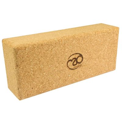 Yoga Mad Cork Extra High Yoga Brick