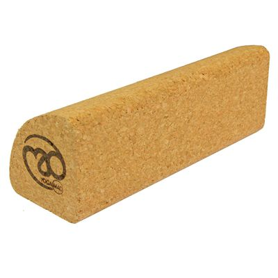 Yoga Mad Cork Quarter Yoga Block