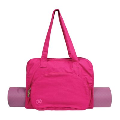 Yoga Mad Cotton Yoga Mat Carry Bag