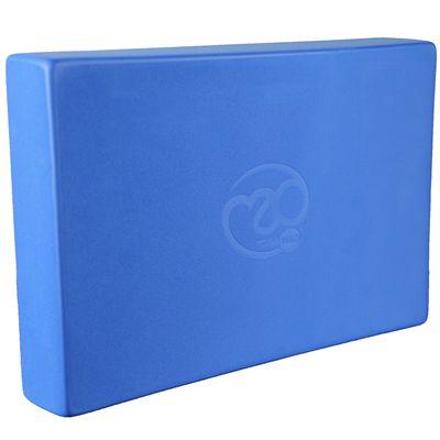 Yoga Mad Yoga Block-Blue