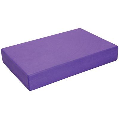 Yoga Mad Yoga Block-Purple