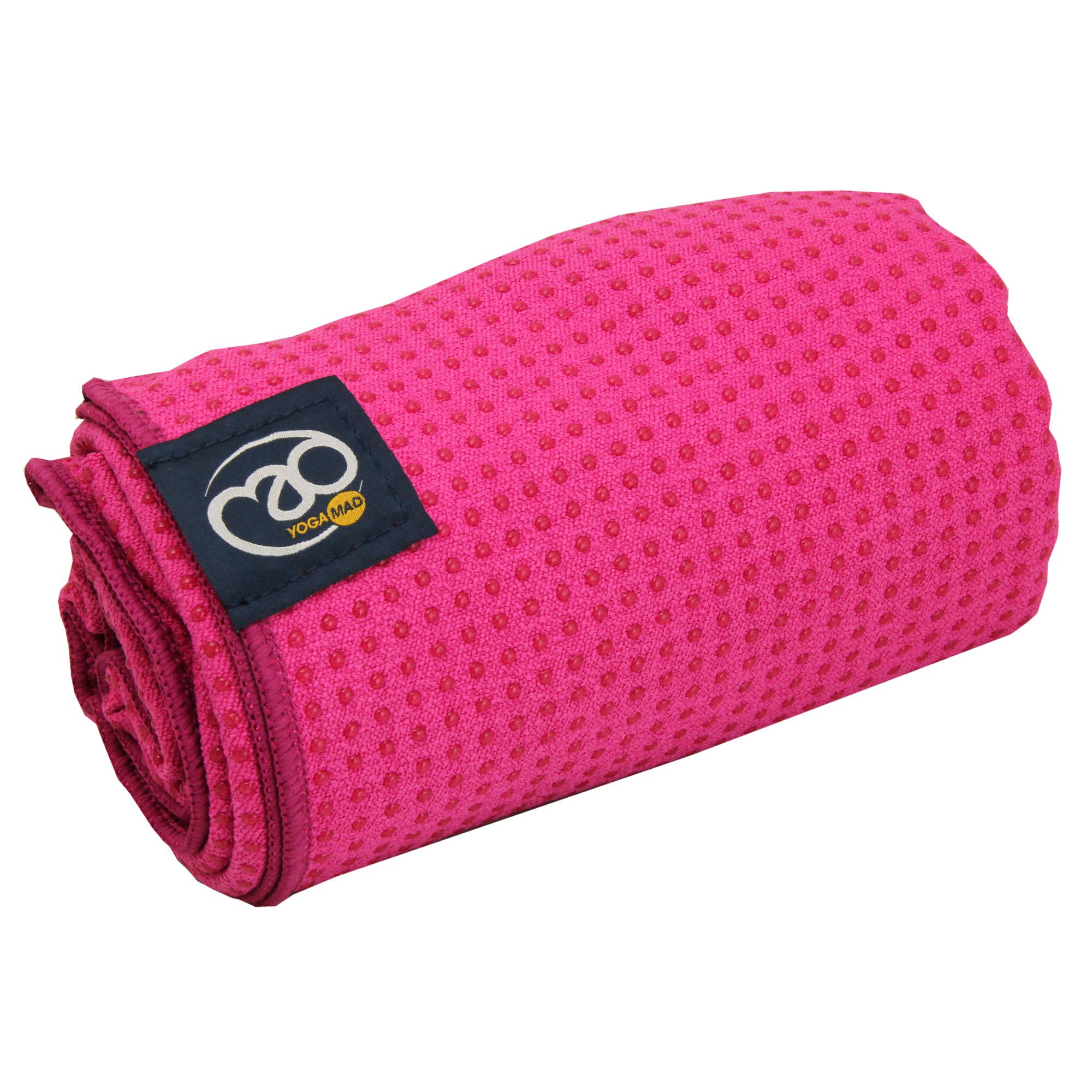 Yoga Mad Grip Dot Yoga Mat Towel