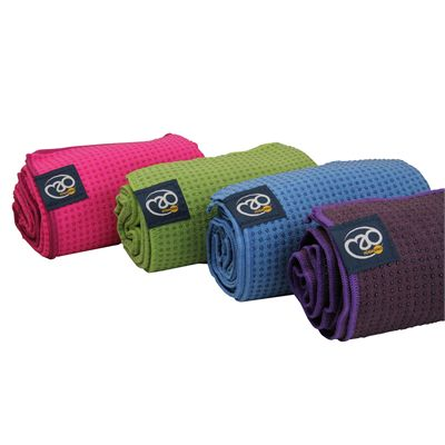 Yoga Mad Grip Dot Yoga Mat Towel 2014