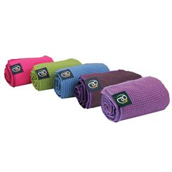 Yoga Mad Grip Dot Yoga Mat Towel