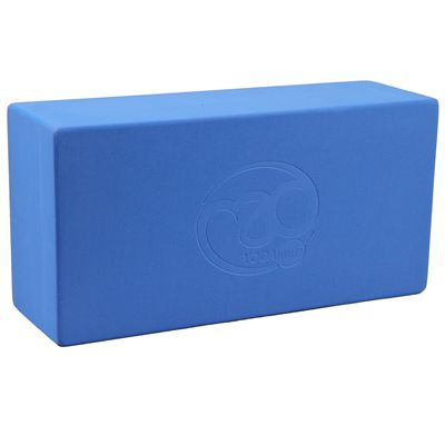 Hi-density Yoga Brick 220mm 110mm 70mm - Blue