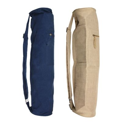 Yoga Mad Jute Cotton Yoga Mat Bag