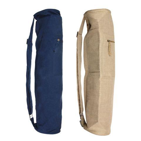 Yoga Mad Jute Cotton Yoga Mat Bag